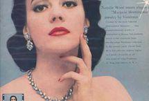 Vintage Jewellery Ads