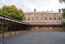 Ghosts of the past - Beechworth, Victoria
