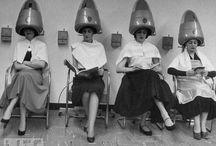 1950s Beauty Salons