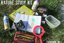 Cool HS - Nature Study Activities