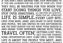 Quotes - Zitate & Sinnsprüche / Here you can find Quotes they have the power to change your life!  Hier findet Ihr Zitate und Sinnsprüche, die die Macht haben Dein Leben zu verändern! http://www.social-media-rockstar.de