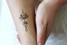 Lotustatoeage