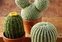Strikkede kaktusser