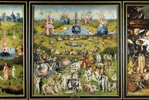 Hieronymus Bosch- The Garden Of Earthly Delights