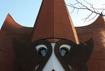 Dziwna architektura