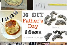 Father's Day Gift Guide / Show your dad just how much you love him with a unique and personal gift this year. Don't turn to the classic tie, but choose a quirky, bespoke gift.