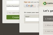 Flat UI Forms inspiration