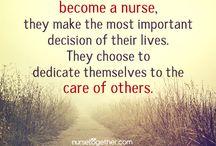 Nursing  / Nursing is my career and life!