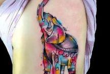 Tatuaże/Tattoo