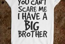 Jeg er storesøster/ storesøster gaver