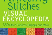Knitting stitches / by Cristina Uggeri