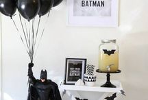| Batman Birthday Party |