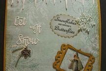 Meine Karten - Weihnachten