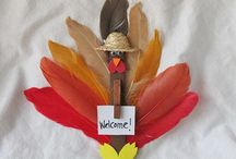 Kids Thanksgiving / by Bobbie Hoag