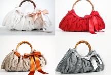 Štrikované kabelky