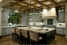 Kitchens to Die For / What does your dream kitchen look like? Browse this board now for some great ideas!