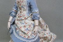 Antique, vintage and replica dolls