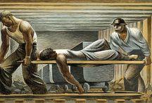 1930s America's Great Depression - Jobs & Art
