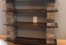 bookcase / by Elizabeth Goldbach