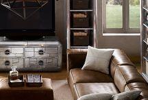 Rigid look furniture