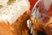 Fall Recipes / by Amy Ragsdale-Flood