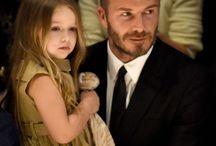 Celeb Dads / Celebrity dads with their kids.