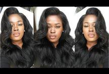 DIY Lace Front Wig