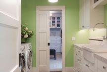 Lovely Home: Laundry Room