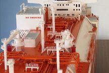 Gaseros / Maquetas | Modelos navales de Gaseros