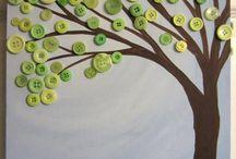 Árbol lienzo