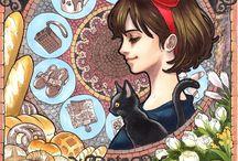 Studio Ghibli stuff