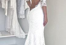 Bryllup - kjoleinspirasjon