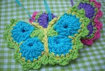 Crochet patterns / by Lupe Sanford Schneider