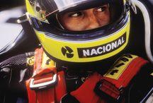Senna e F1