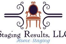 StagingResults.net / Home Staging, Re-Design Staging to Live and Re-Set Staging to Sell