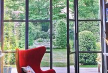 windows and doors: oak ave