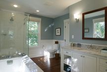 Bathroom Ideas / by Shelly Carter