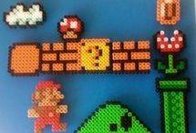 Mario stop motion