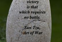 the art of war ;-)