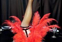 Burlesque party ideas! Wow