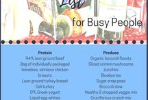 Healthy Eating: Breakfast, Lunch, Dinner, and Snack Recipes / Fit, fast, yummy food recipes and tips.