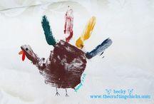 Holidays - Thanksgiving Ideas