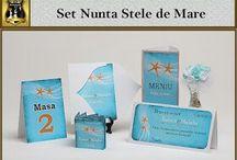 Set nunta Stele de mare