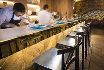 Kokka Barcelona / Barra de cocina peruana Nikkei en Barcelona