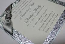 Wedding white/silver