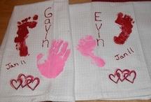 {Handprint Gifts} / by e.p.i.c. School