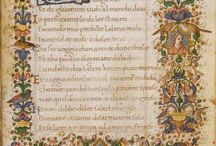 manoscritti medievali