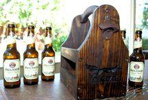 BEER TOTE/BEER CADDY