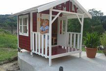 Gartenhaus How-To