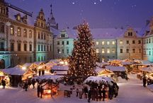 European Christmas Markets / Feeling the holiday spirit? Have you planned your December vacation? Experience something different at the festive European Christmas Markets. www.clubtravel.co.za